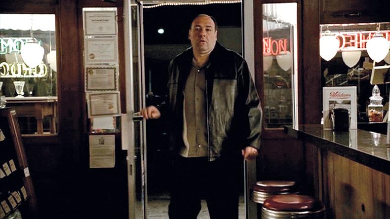 Tony Soprano Finale