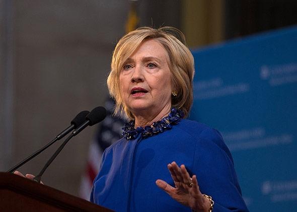 Hillary Clinton Crime Speech