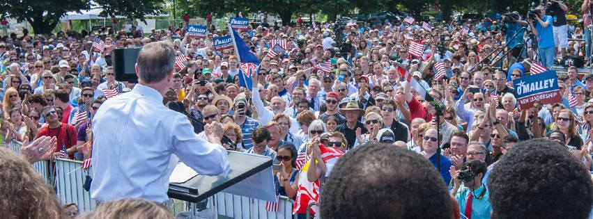 Martin O'Malley Facebook Cover