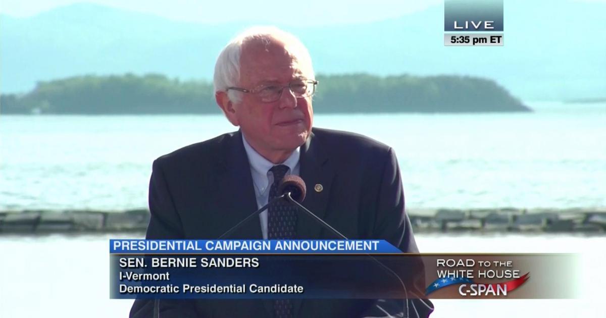 Bernie Sanders TV Clip