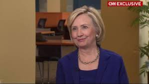 Clinton CNN Interview