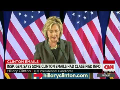 Clinton Email Classified
