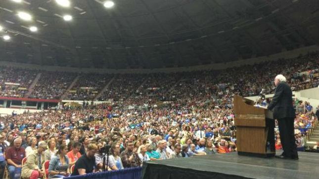 Sanders Wisconsin