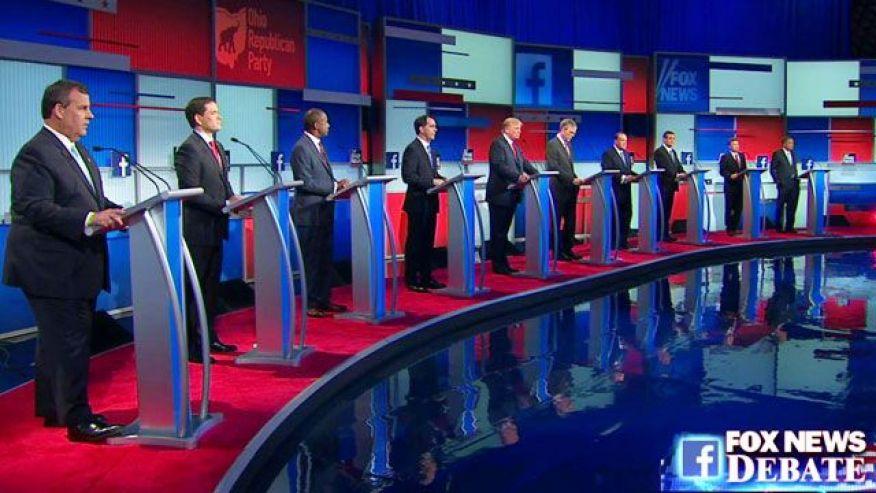 Fox Debate August 2015