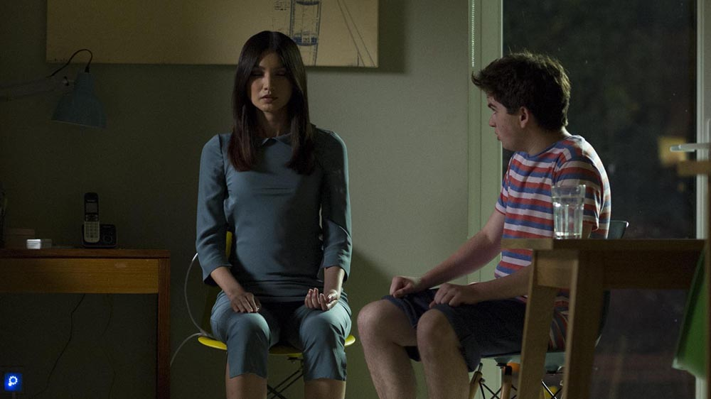 Episode 2.L-R Anita (Gemma Chan) and Toby Hawkins (Theo Stevenson)