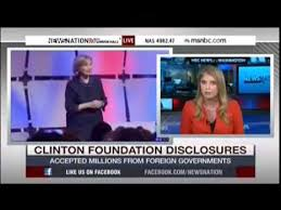 Clinton Foundation Scandals