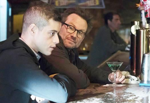Mr Robot Finale Bar