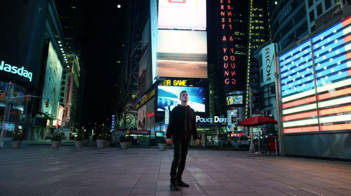 Mr Robot Times Square