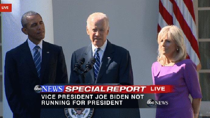 Biden Drop Out