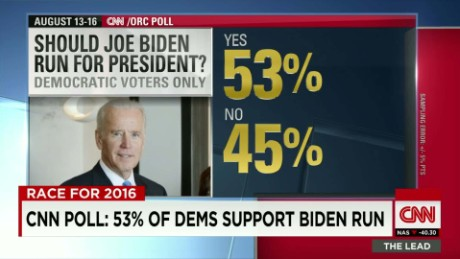 Biden Run CNN