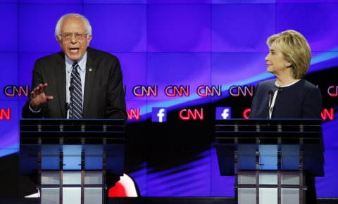 democratic-debate-sanders-clinton