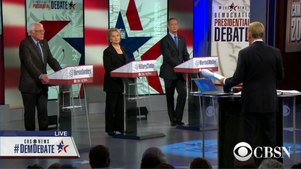 Democratic Debate 2