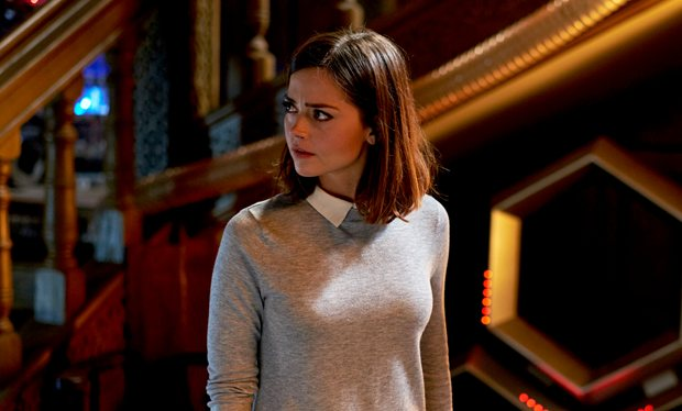 Doctor Who Face The Raven Clara