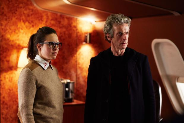 Doctor Who Zygon Invasion