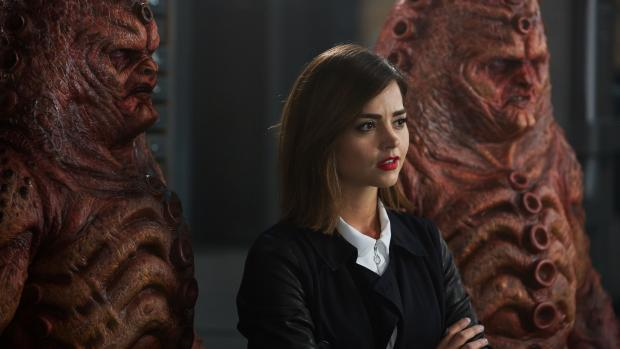 Doctor Who Zygon Inversion Clara