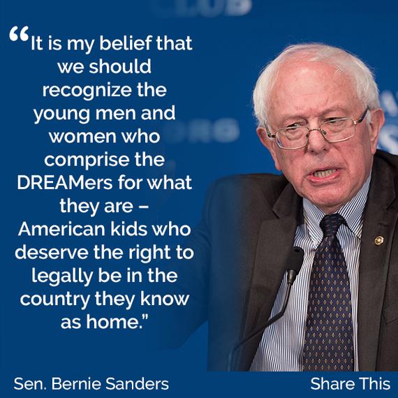 Sanders Dreamers