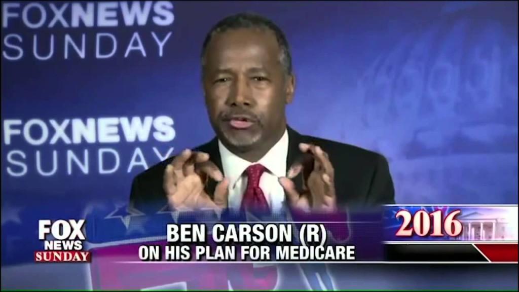 Ben Carson Health Plan