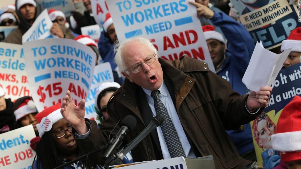 Bernie Sanders Workers