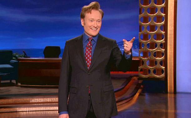Conan  Monologue