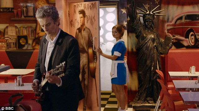 Doctor Who Hell Bent 2