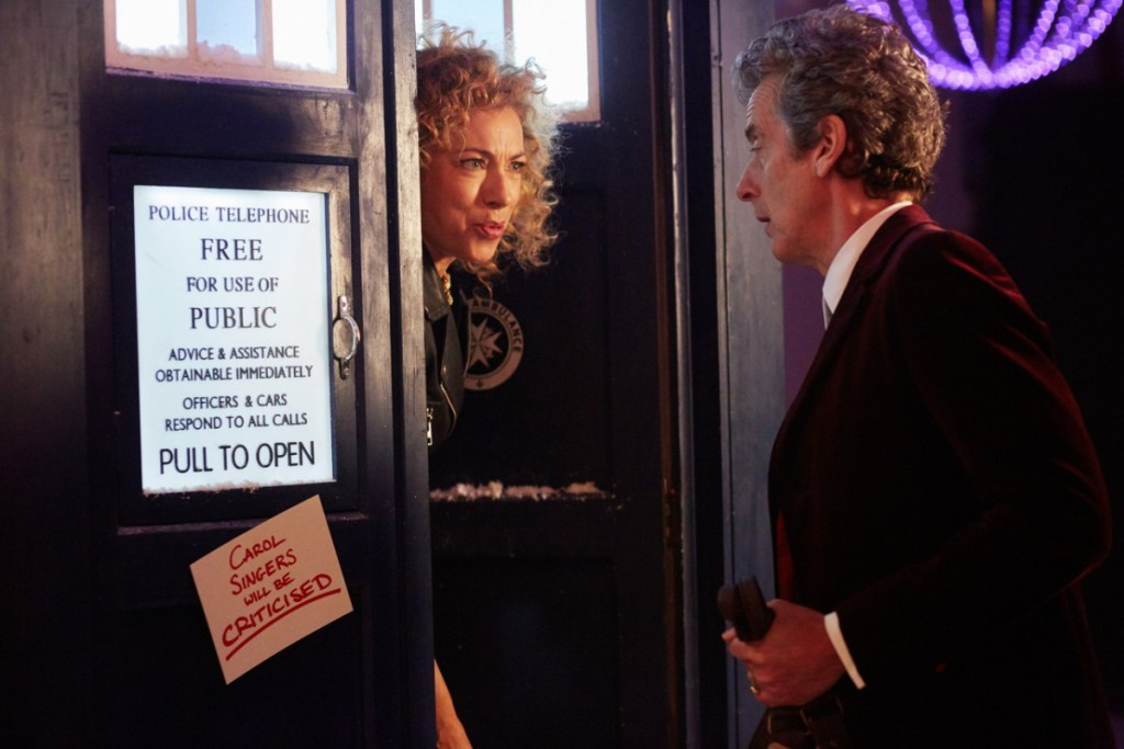 Doctor Who Husbands of River Song