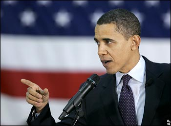 Telegraph Obama