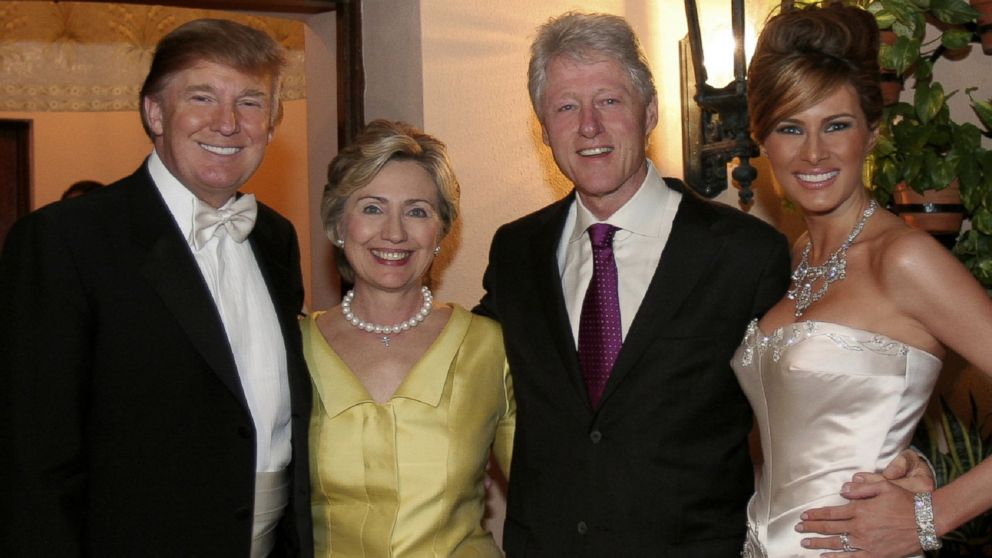 Trumps and Clintons
