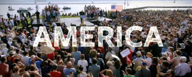Bernie America Ad