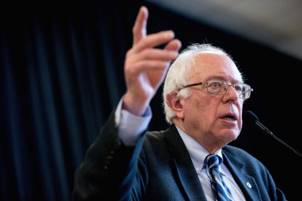 Sanders Contributions