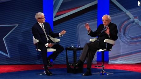 Bernie Sanders CNN Town Hall