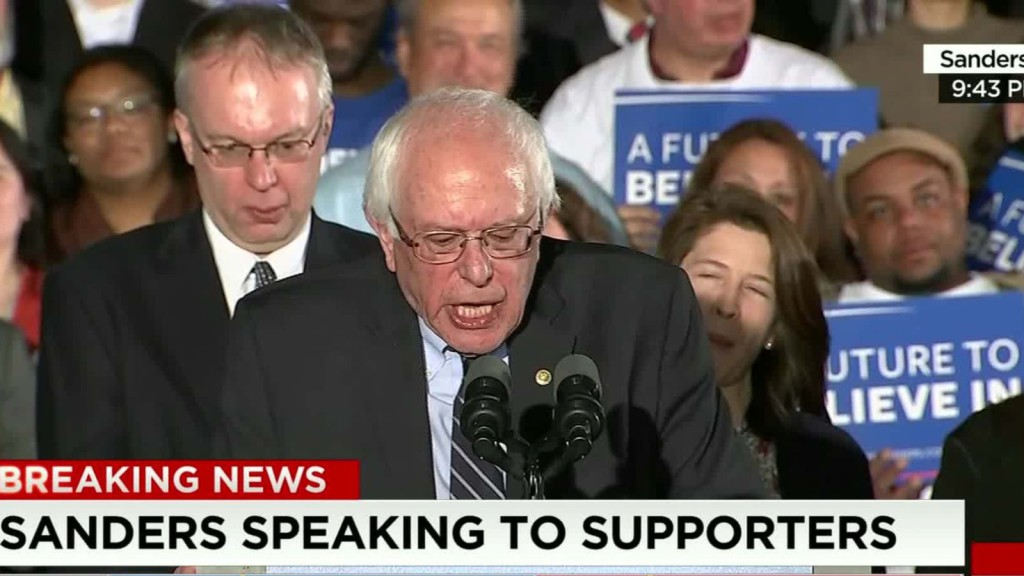 Sanders New Hampshire Win CNN
