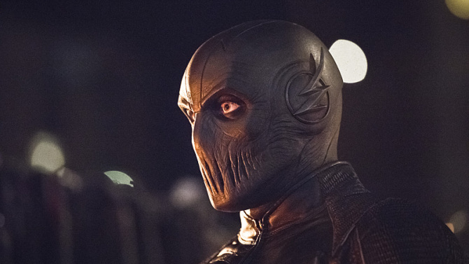 "The Flash -- ""Enter Zoom"" -- Image FLA206A_0236b.jpg -- Pictured: Zoom -- Photo: Dean Buscher/The CW -- © 2015 The CW Network, LLC. All rights reserved."
