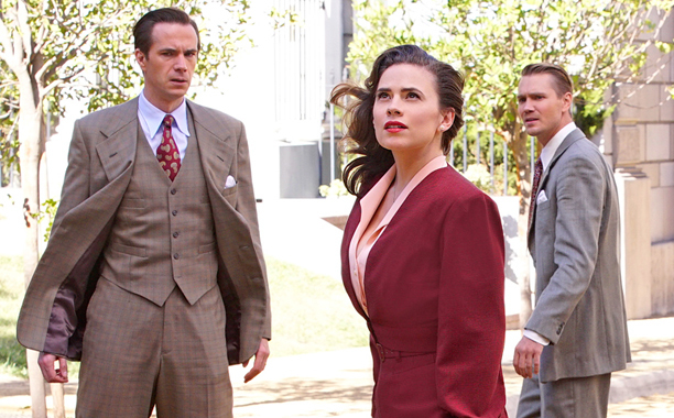 Agent Carter Hollywood Ending