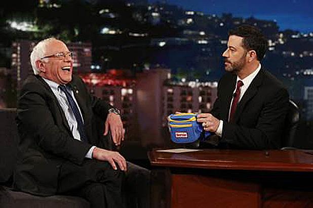 Bernie-Sanders-Jimmy-Kimmel