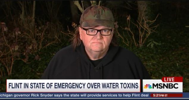 Flint Water Crisis MSNBC