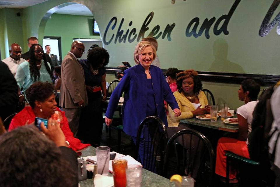 Clinton Chicken