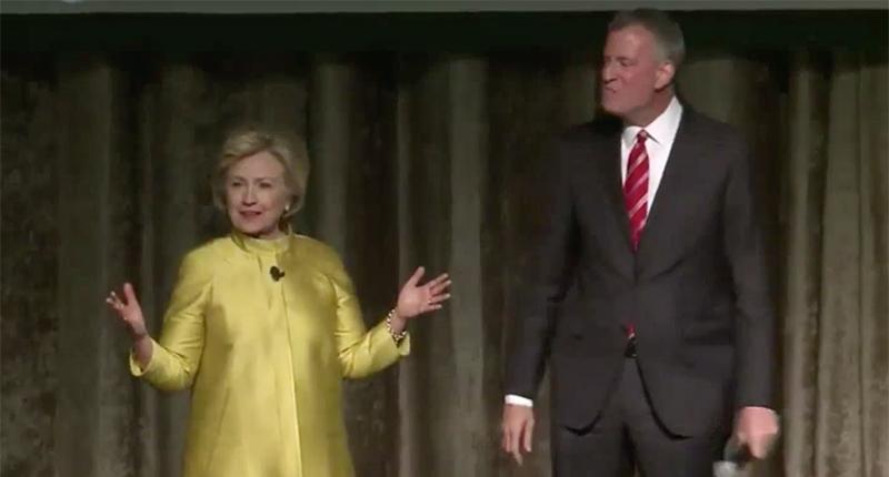 Hillary Clinton CPT