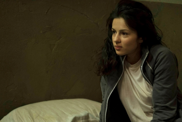 "THE AMERICANS -- ""Dimebag"" Episode 304 (Airs Wednesday, February 18, 10:00 PM e/p) Pictured: Annet Mahendru Nina Sergeevna. CR: Ali Goldstein/FX"