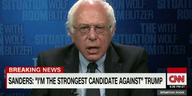 Sanders CNN