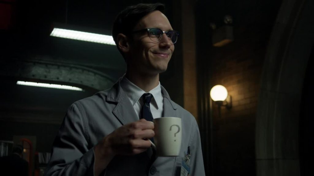 Gotham Enigma