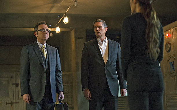 Person of Interest Finale Finch and Reese