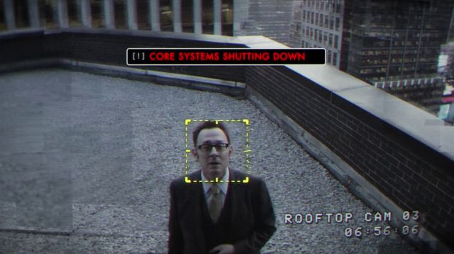 Person of Interest Finale Finch