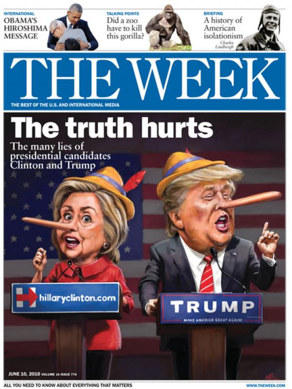 The Week Liars