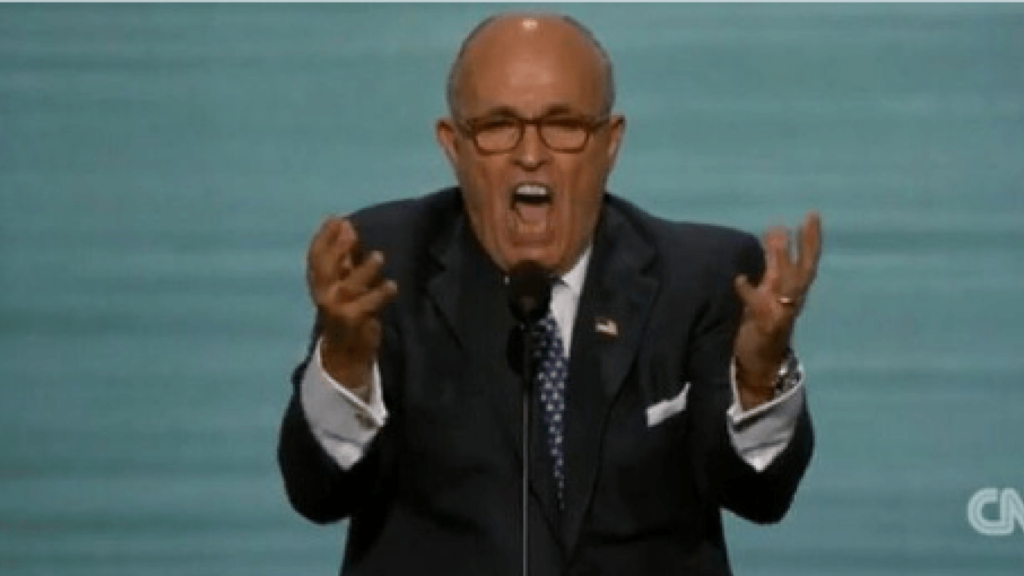 Giuliani Speech