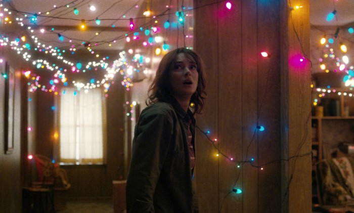 Stranger Things Christmas Lights