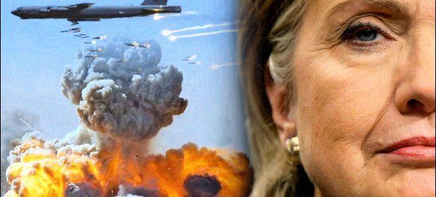 Clinton bombs