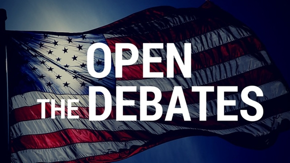 open-the-debates