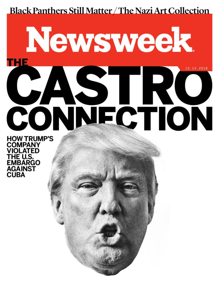 trump-castro-connection