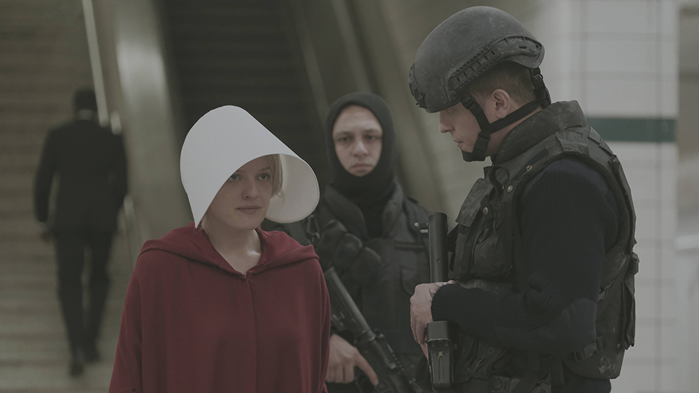 handmaids tale dystopia essay The handmaid's dystopia the handmaid's tale by margaret atwood is a dystopia about a world where unrealistic things take place the events in the novel could never.