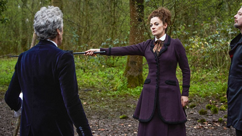 SciFi Weekend: Doctor Who, The Doctor Falls